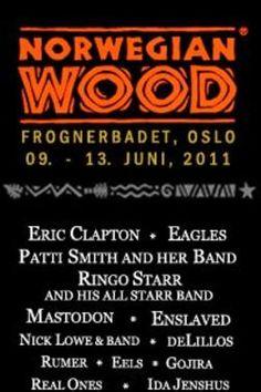 Norwegian Wood Music Festival