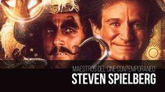 """El Cineclub Universitario de la UGR dedica durante la primera mitad del mes de marzo de 2017 un ciclo dedicado al cine realizado por #StevenSpielberg en la década de los 90. Una década que se inicia con """"Hook"""" (1991), un proyecto muy querido por el maestro de Cincinnati, que supone la adaptación a la gran pantalla de Peter Pan. #MaestrosCineContemporáneo #SpielbergUGR"""