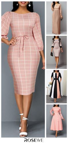 Party Cute Dresses For Women At Rosewe. FREE SHIPPING OVER $20 & 30 DAYS EASY RETURNS. Save $8 when you spend $80 and get a free gift at Rosewe.com.#rosewe#women'sdress#cutedress#partydress Latest African Fashion Dresses, Women's Fashion Dresses, Skirt Fashion, Cute Dresses, Dresses For Work, Classy Dress, Dress To Impress, The Dress, Ideias Fashion