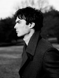 ian somerhalder yes. beautiful