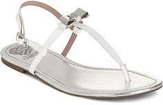 ShopStyle: Vince Camuto Shoes, Malinda Flat Thong Sandals