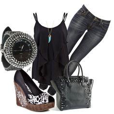love the black!