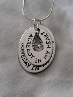 #infertility jewelry  #templestamping