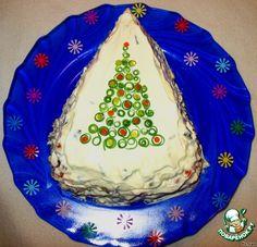 """""""Новогодняя елка"""" - кулинарный рецепт"""