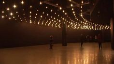 Pulse Room by Rafael Lozano-Hemmer