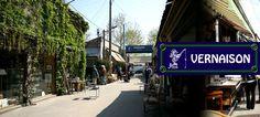 Antiques in Paris!  Vernaison est le plus ancien des marchés des Puces de Paris Saint-Ouen !