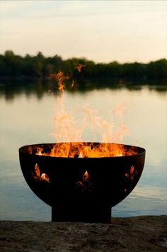 1000 images about amazing fire pits on pinterest for Alcohol fire pit