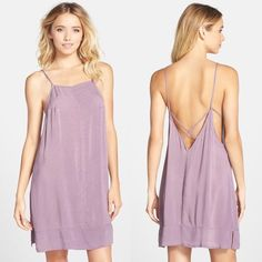 """NWOT Free People """"Sheila side by side"""" chemise Perfect condition & never worn. ✖️offers only through offer button. bundle & save Free People Dresses"""
