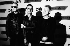 Depeche Mode Press Event in Milan - Pictures