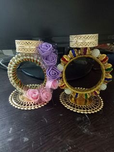 Thali Decoration Ideas, Diy Diwali Decorations, Festival Decorations, Handmade Decorations, Wedding Decorations, Diwali Diya, Diwali Craft, Diwali Candles, Diy Wedding Video