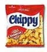 Chippy  An incredibly crunchy snack with a distinct barbecue taste that makes it the barkada's go-to comfort snack.