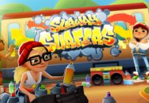 "Latest Trailer for ""#SubwaySurfers"" Show Initiation"