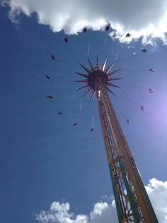 Six Flags over GA, Sky Screamer.