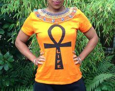 Orange LIFE shirt Tabatap