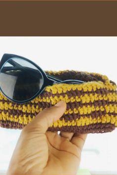 Quick Crochet, Unique Crochet, Free Crochet, Crochet Designs, Crochet Patterns, Summer Crafts, Crochet Accessories, Yarn Crafts, Crochet Clothes