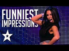 6 Unbelievably Accurate Impressionists On Britain's Got Talent & America...