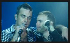 (going to sing together again) ; Together Again, Singing, Take That, Concert, Twitter, Concerts