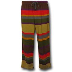 #DoctorWho Tom Baker's Scarf Lounge Pants!