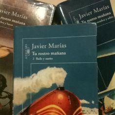 """Trilogía de Javier Marías. """"TU ROSTRO MAÑANA"""" """"No debería uno contar nunca nada"""", así empieza el primer de tres libros profundos que no deben dejar de leer."""