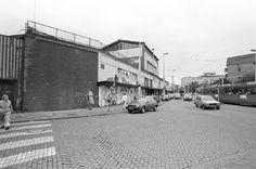 Katshoek Rotterdam (jaartal: 1980 tot 1990) - Foto's SERC
