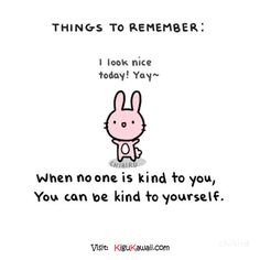 All Things Kawaii, chibird: Animation of this lovely post by. Positive Vibes, Positive Quotes, Motivational Quotes, Inspirational Quotes, Positive Things, Positive Thoughts, Kawaii Quotes, Cute Quotes, Awesome Quotes