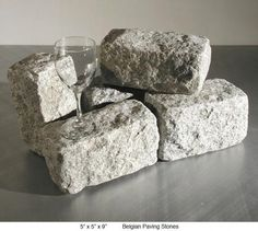 Surface Studio | Belgian Paving Stones Twenty available $25 each