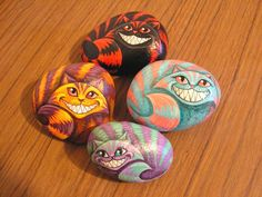 Pet Rocks 12 by ~Nevuela  Traditional Art / Paintings / Animals