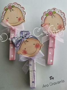 Detallitos baby shower niña!! https://www.facebook.com/pages/Detallitos-con-amor/226388200757614