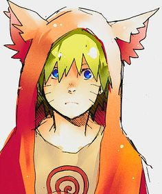 Narutos dress up for hallows eve