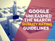 #Google Unleashed the Search Quality Rating Guidelines #digitalmarketing #seo #smo