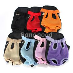 Wholesale Delicate Breathable Mesh Fabric Dog Carrier Pet Chest Backpack