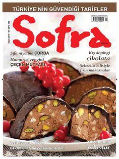 SOFRA dergisi Ocak 2015 sayısı çıktı... http://www.sofra.com.tr/fotohaber/haberfotohaber/sofra-dergisi-ocak-2015-sayisi-cikti?albumId=71311