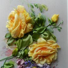 """Gallery.ru / Принт """"Розы и глицинии"""" - Всякая мелочь -2 - Valehcia"""