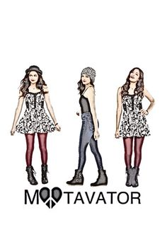Here is my contest entry! Bethany Mota is queen.