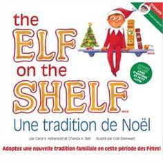 The Elf On The Shelf - Français Garçon