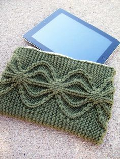 Looking for your next project? You're going to love Aviatrix Clutch, Kindle & iPad Cover by designer TheSexyKnitter. - via @Craftsy