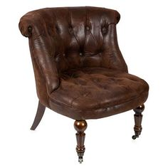 Watsons Sudded Wing Back Chair - Antiquated Aesthetic | Milan Direct