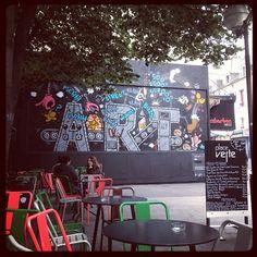 La Place Verte 105 rue Oberkampf, Paris