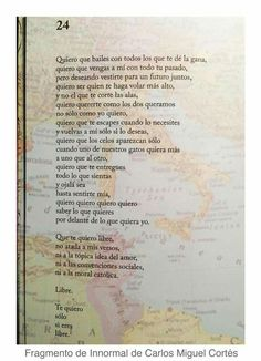 Innormal - Carlos Miguel Cortés -