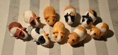 How to make your own polymer clay guinea pigs!! I've had a few requests for a tutorial, so I decided it was time to put one together. This is the first time I've made a tutorial so any feedback you...