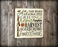 415 best fall sayings images on pinterest in 2018 fall sayings fall decor harvest sign m4hsunfo