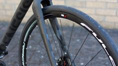 Genesis Datum 20 2016 Front forks, graphics and hose routing.
