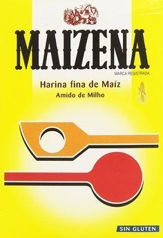 1,43€ - Maizena - Harina fina de maíz - 400 g