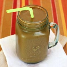 Kale Smoothie Recipes: Chocolate Pumpkin Spice Kale