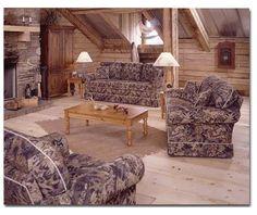 camo furniture for my outdoor loving fiance camo living room
