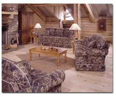 Slipcovers For Sofas Who would love to have this in their home Camo sectional from Catnapper Living room Pinterest Camo Living rooms and House