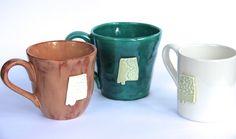 State of Alabama Ceramic Mug