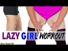 Lazy Girl Inner + Outer Thighs Workout Without Equipment Tone Inner Thighs, Outer Thighs, Lazy Girl Workout, Fitness Workout For Women, Inner Leg Workouts, At Home Workouts, Gym Workouts, Boxing Workout, Butt Workout