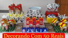 Cumple Paw Patrol, Pet Shop, Advent Calendar, Envelope, Centerpieces, Gift Wrapping, Make It Yourself, Holiday Decor, Party