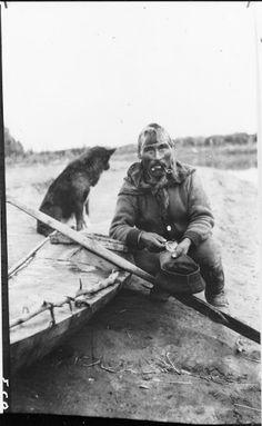 Pokiak - Inuvialuit - circa 1918